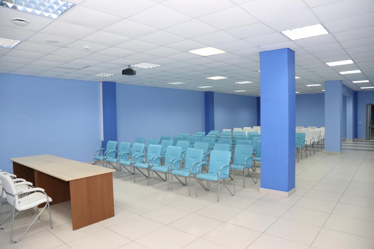 Зал для пресс-конференции №204