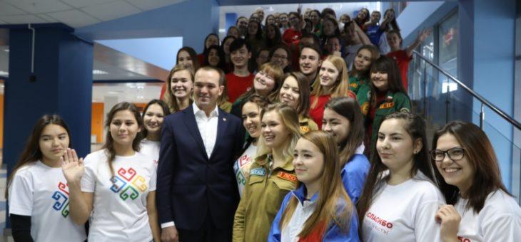 Михаил Игнатьев принял участие в III Форуме некоммерческих организаций Чувашской Республики