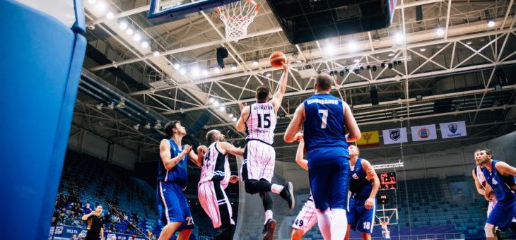 «Чебоксарские ястребы» открывают новый сезон баскетбольной Суперлиги-2 домашними матчами