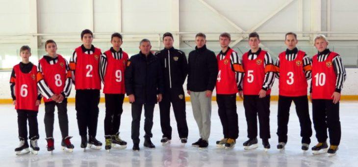 На «Чебоксары-Арена» прошел семинар хоккейных судей Чувашии
