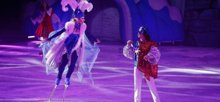 5 января 2019 года в ледовом дворце «Чебоксары-арена» состоялось ледовое шоу «Отважное сердце»