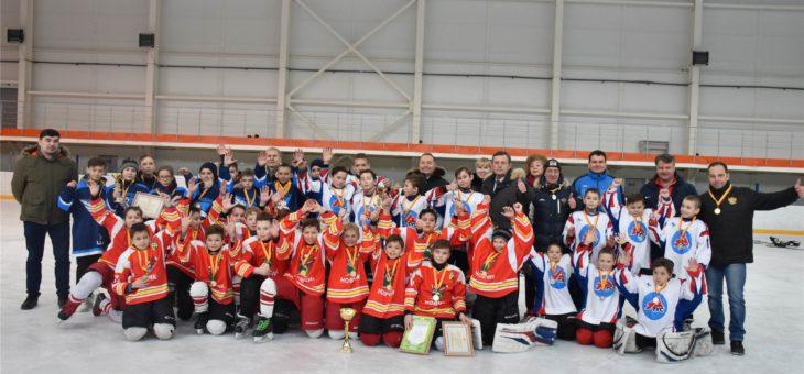 Хоккейная команда «Новчик» — победитель республиканских соревнований «Золотая шайба»
