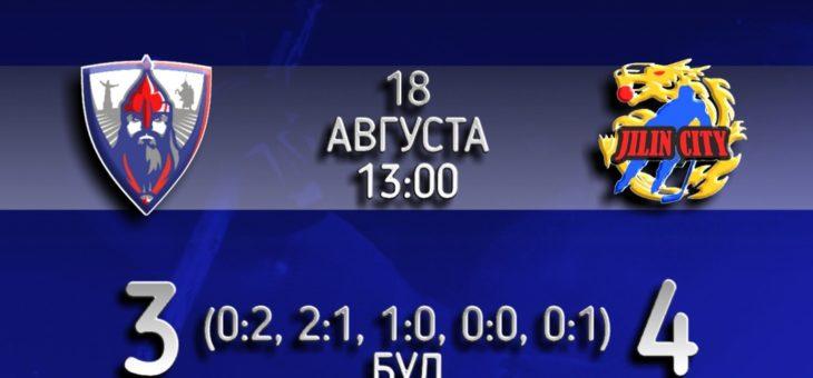 В рамках подготовки к новому сезону ХК «Чебоксары» провел контрольную игру против ХК «Ценг Тоу» (ВХЛ-А)