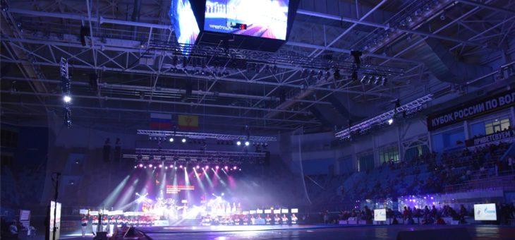 В столице Чувашии завершился Открытый Кубок России по вольной борьбе среди женщин на призы М.В.Игнатьева