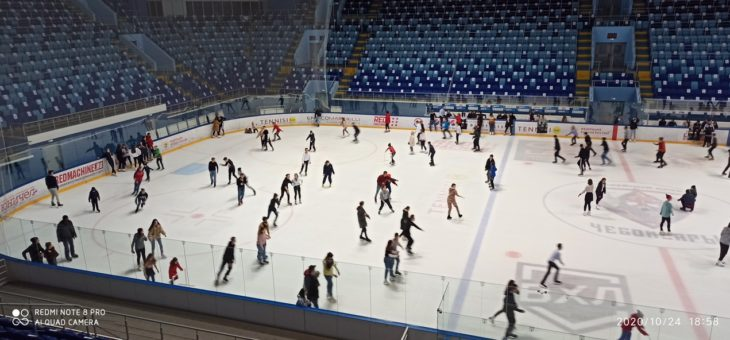 24 октября 2020 года прошёл очередной День здоровья и спорта в Чувашии
