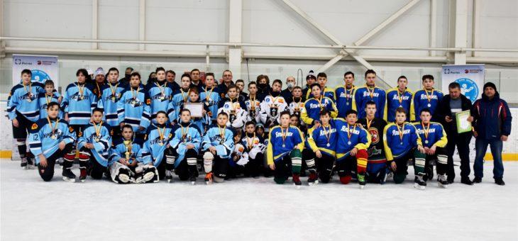 ХК «Кристалл» Вурнарского района — победитель республиканских соревнований «Золотая шайба»